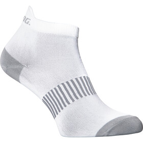 Salming Performance Ankle Sukat 2pack, white